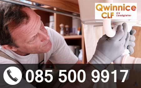 Qwinnice CLF Loodgieter